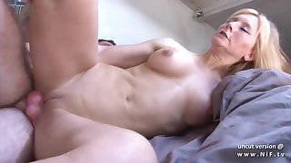 Amateur leader french mom sodomized by the brush neighbor w COB
