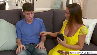 NAUGHTY AMERICA Gender HER SON'S FRIEND