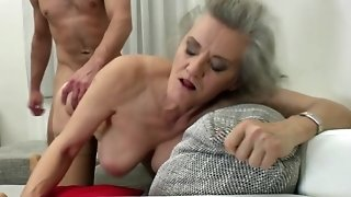 Fat jugged moms getting marvellous plow by thier step sons-in-law compilation sextube