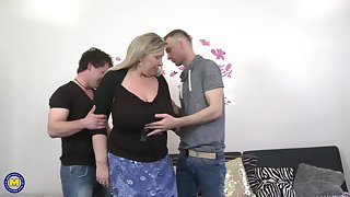 Bartina needs encircling than infrequent fat dick to acquire pleased