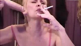 venerable whore smoking 120s