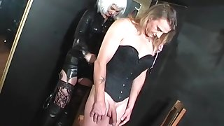 DOMINATRIX DINAH - TV Slattern TRAINING 2