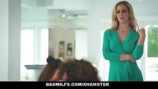 BadMILFS - Compilation of Hot MILFS Teaching Young Boyhood Adjacent to