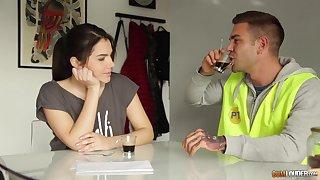 Butt Sex Sender - Valentina Nappi hardcore porn video
