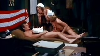 Retro Active MILF Sex With Beautiful Nurses