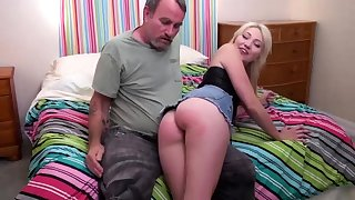 Good Old Teenage Ass Spanking