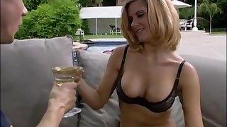 Faith Grant hot romantic sex scene