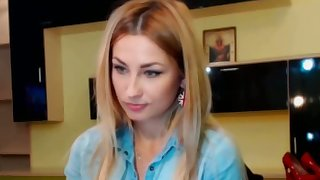 It is an absolute bliss watching this whore masturbate and she is so sexy